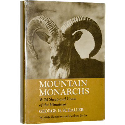 Mountain Monarchs : Wild Sheep & Goats of the Himalayas