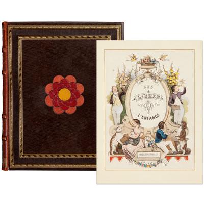 Les Livres de L'Enfance du XVe au XIXe Siècle. Préface de Paul Gavault
