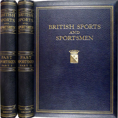 British Sports and Sportsmen, Past and Present