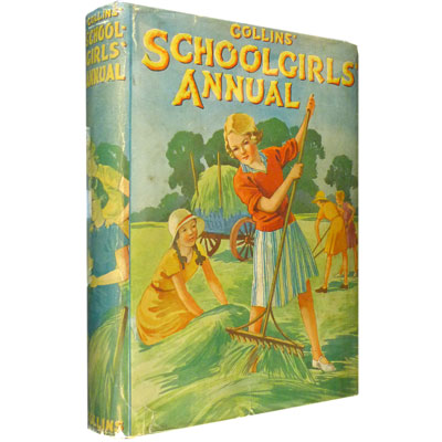 Collins' Schoolgirls' Annual