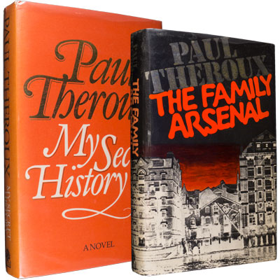 A disturbing duo - The Family Arsenal - with - My Secret History