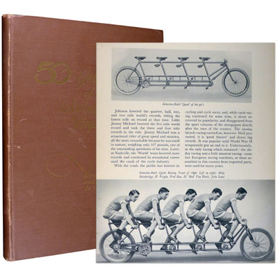 Fifty Years of Schwinn-Built Bicycles