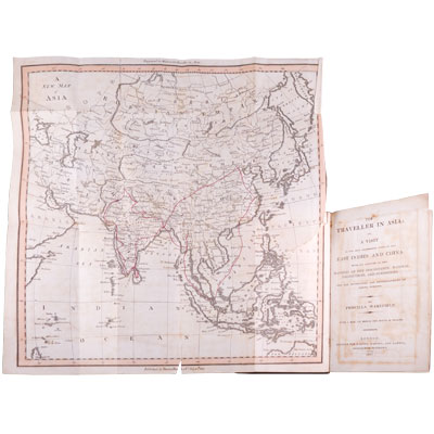 The Traveller in Asia: or, A Visit to the Most Celebrated Parts of the East Indies and China. With an Account of the Manners of the Inhabitants, Natural Productions and Curiosities. For the Instruction and Entertainment of Young Persons.