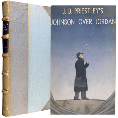 Johnson Over Jordan - The Play. And All About It (An Essay)