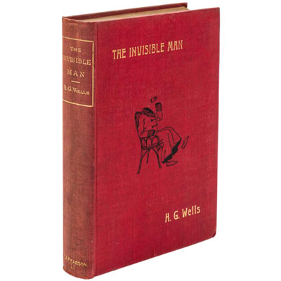 The Invisible Man. A Grotesque Romance