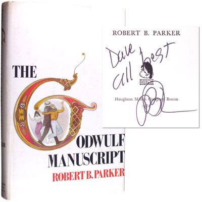 The Godwulf Manuscript - Signed