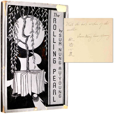 The Rolling Pearl - Signed & Inscribed