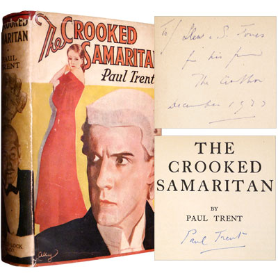 The Crooked Samaritan - Inscribed