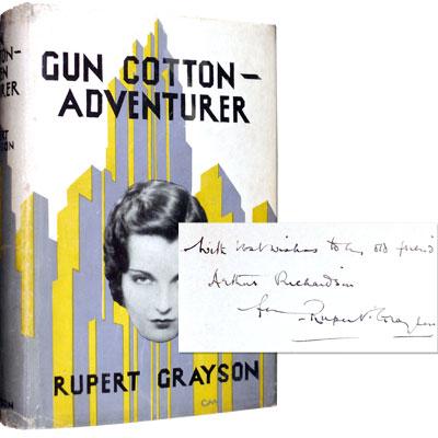 Gun Cotton - Adventurer - Inscribed