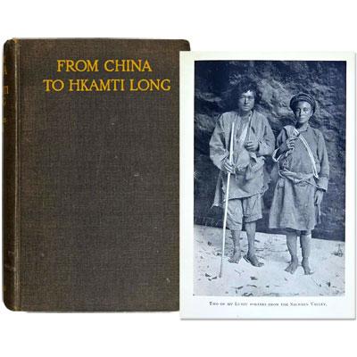 From China to Hkamti Long