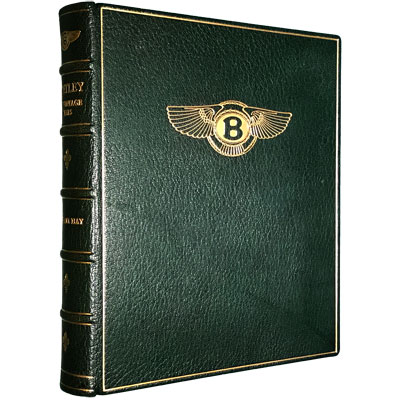 Bentley: The Vintage Years - Signed
