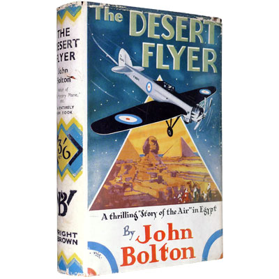 The Desert Flyer