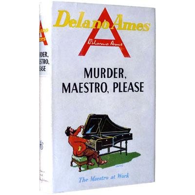 Murder, Maestro, Please